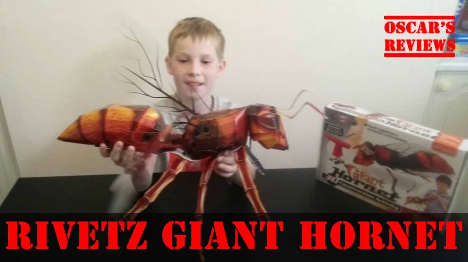 Rivetz Giant Hornet: Hands-On Build and Review of 3D Construction Activity