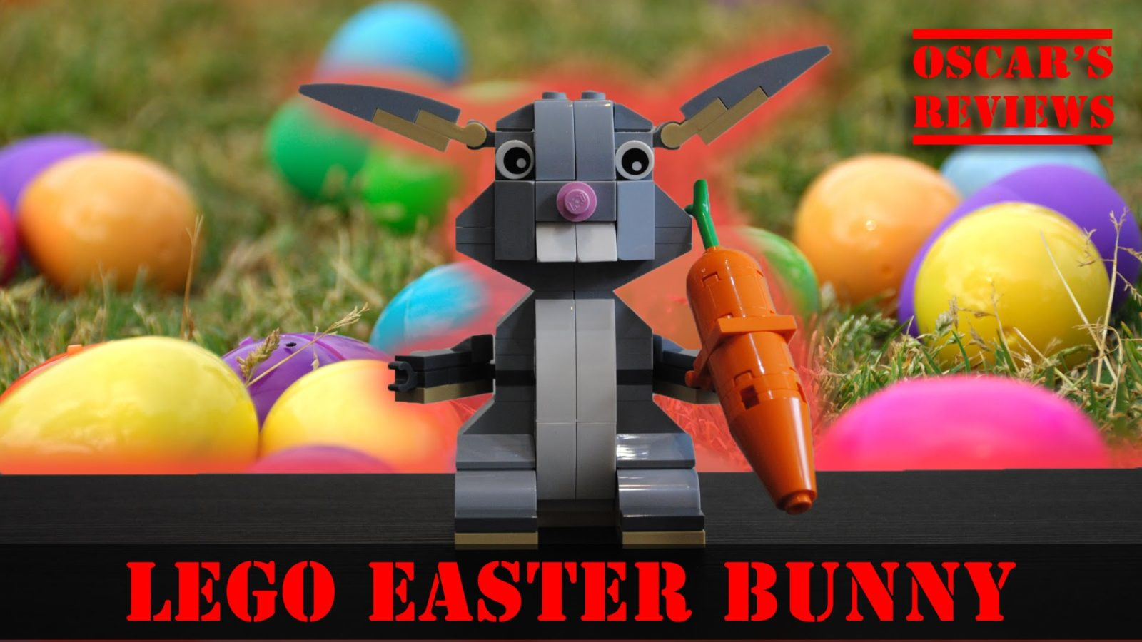 Lego Easter Bunny Review (Set 40086)