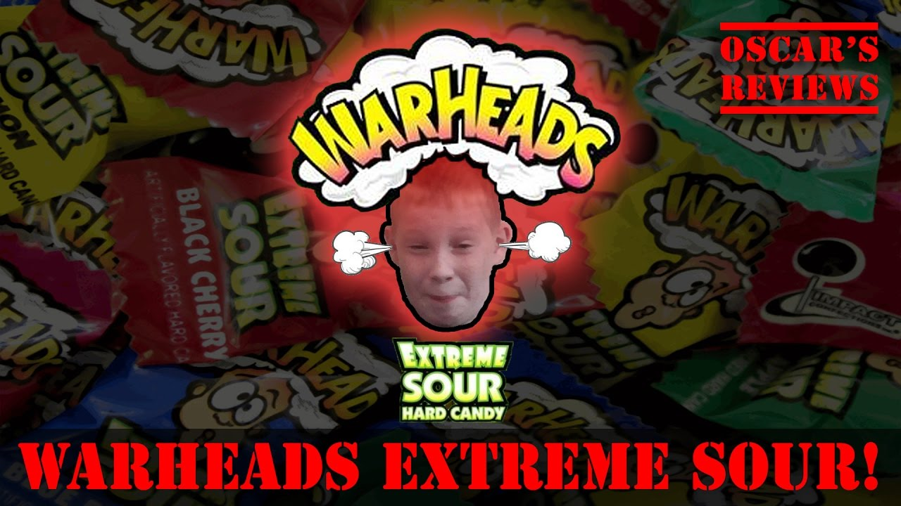 British Dad and Kids Try Warheads Extreme Sour Candy in This Funny Kids' Challenge