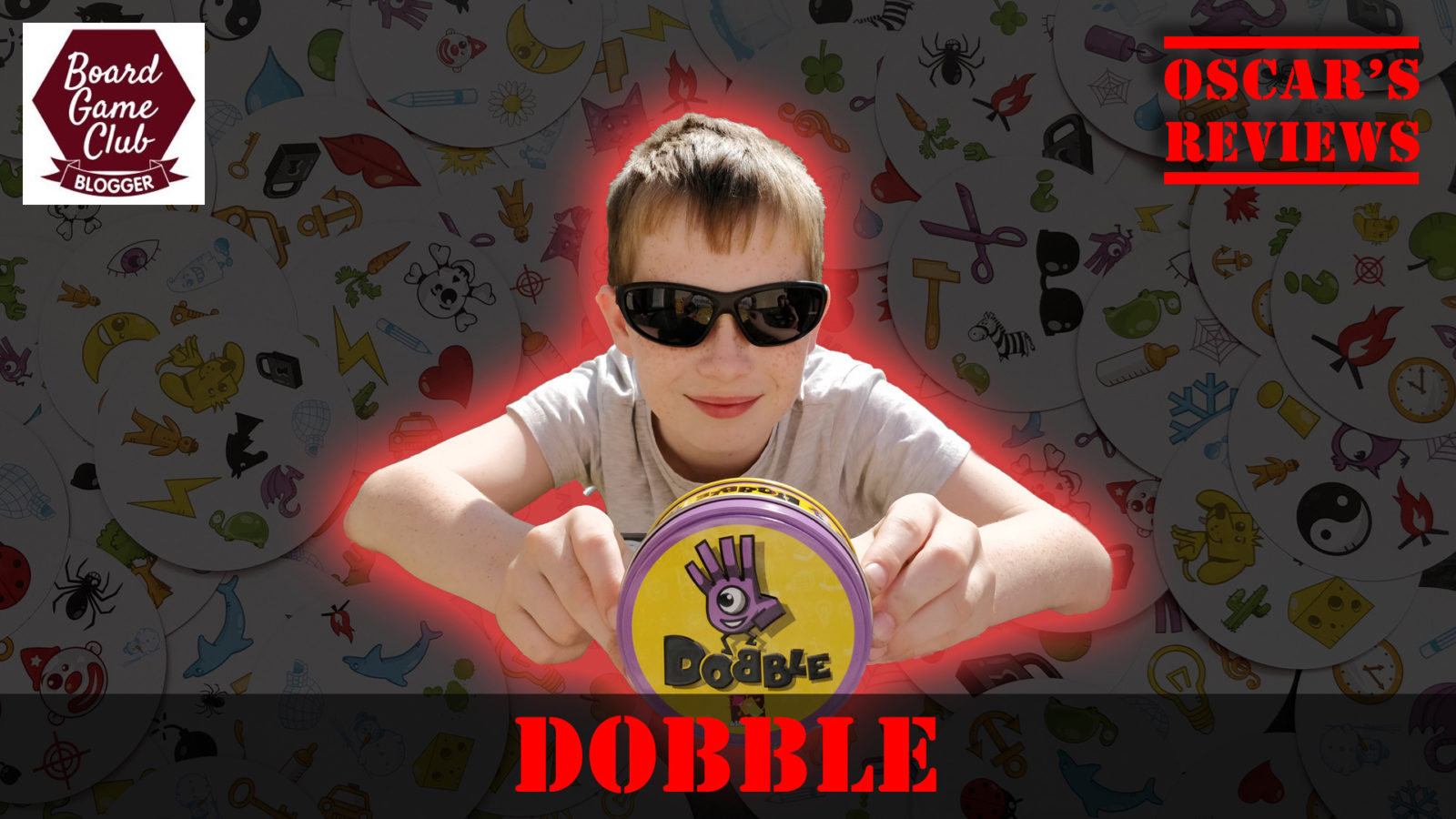 Matching Pairs with Dobble – A Kid's and Family Review