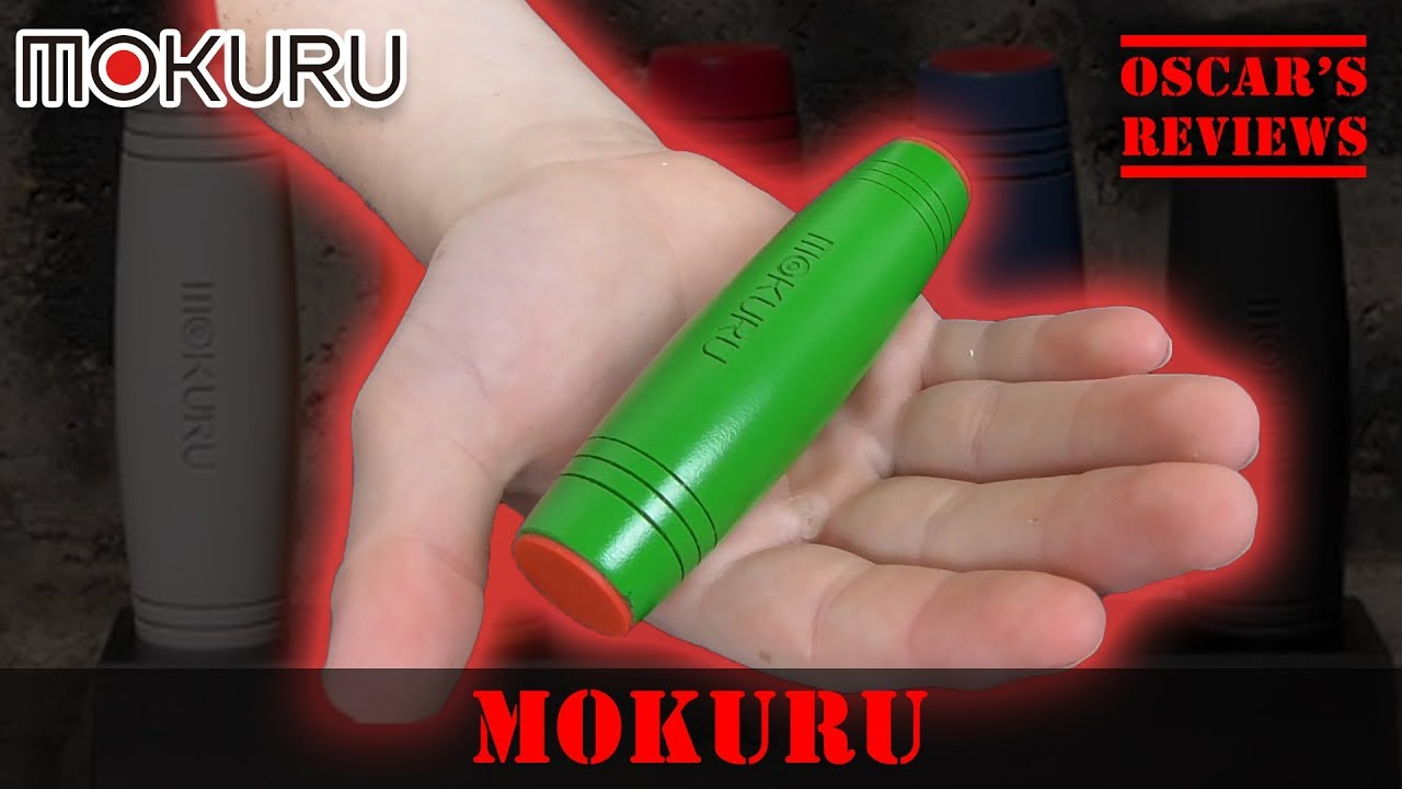 Is The New Mokuru Fidget Toy / Desk Toy Any Good? Demo and Review