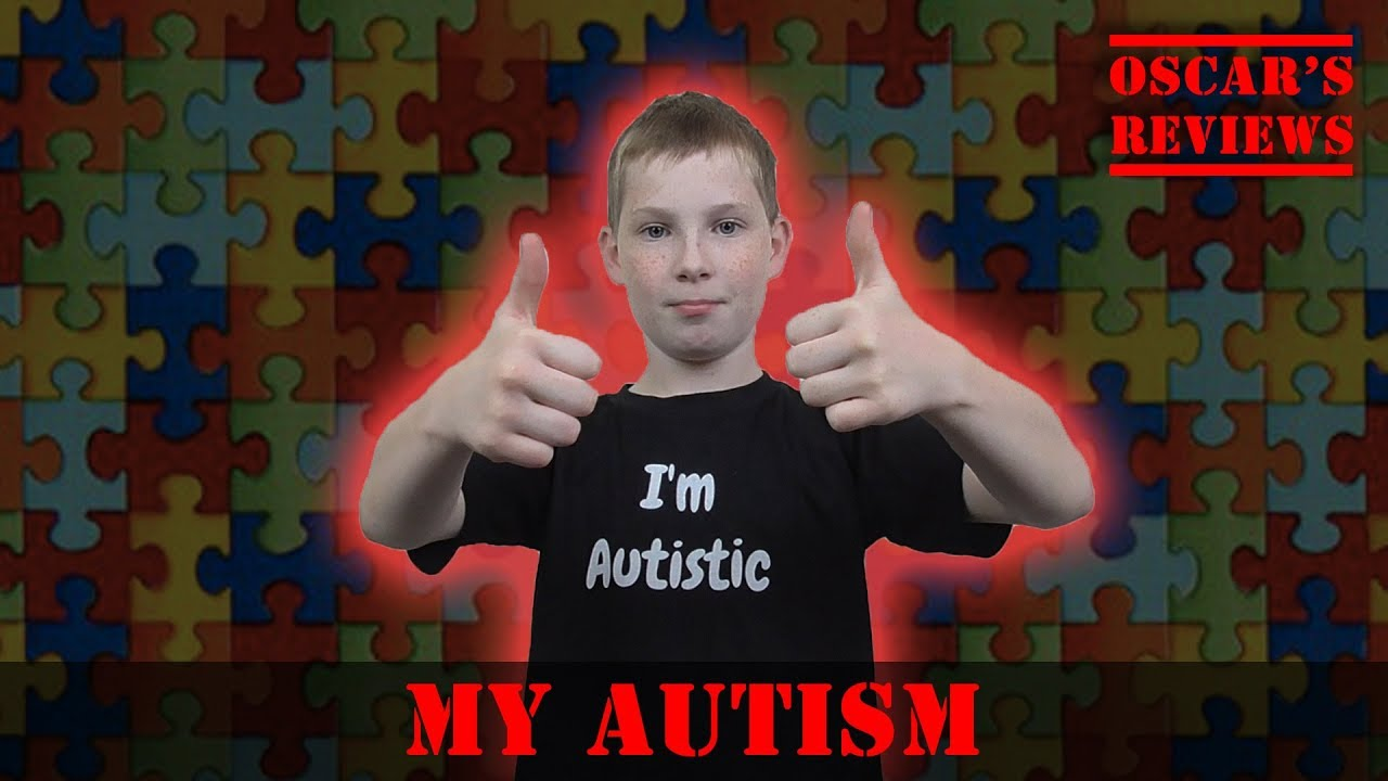 Autistic 12 Year Old Boy Describes His Condition #AutismAwareness #Autism