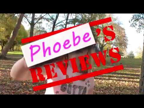 Phoebe's New Intro for November 2017