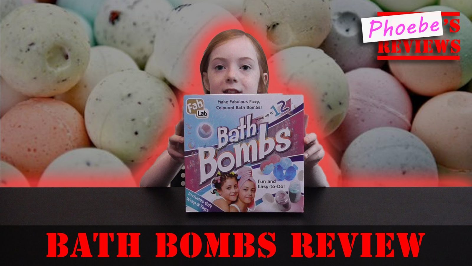 Fab Labs Bath Bombs Hands-On  Review