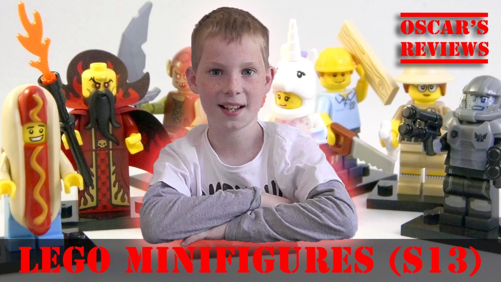 LEGO Minifigures Series 13 – Blind Bag Opening