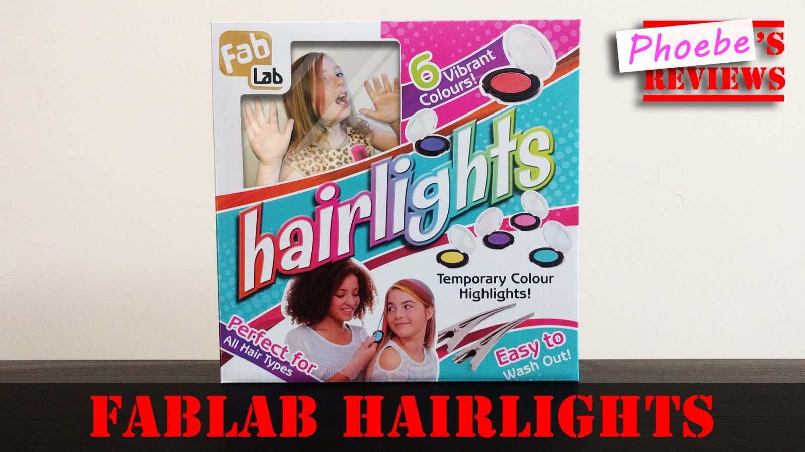 FabLab Hairlights Kit – A Young Girl's Hands-On Review