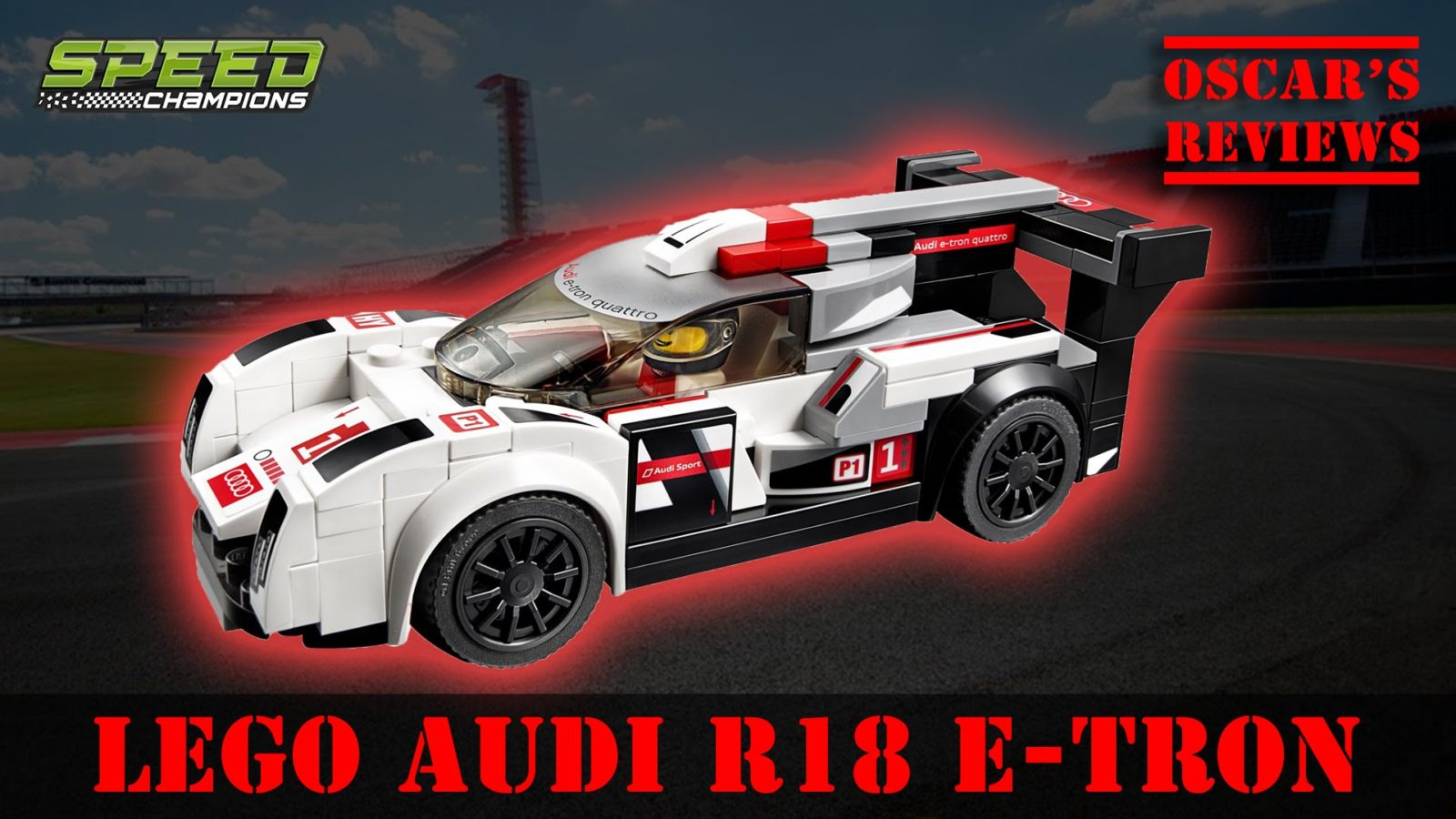 Lego Speed Champions – Audi R18 e-tron quattro (75872) – A Kid's Review