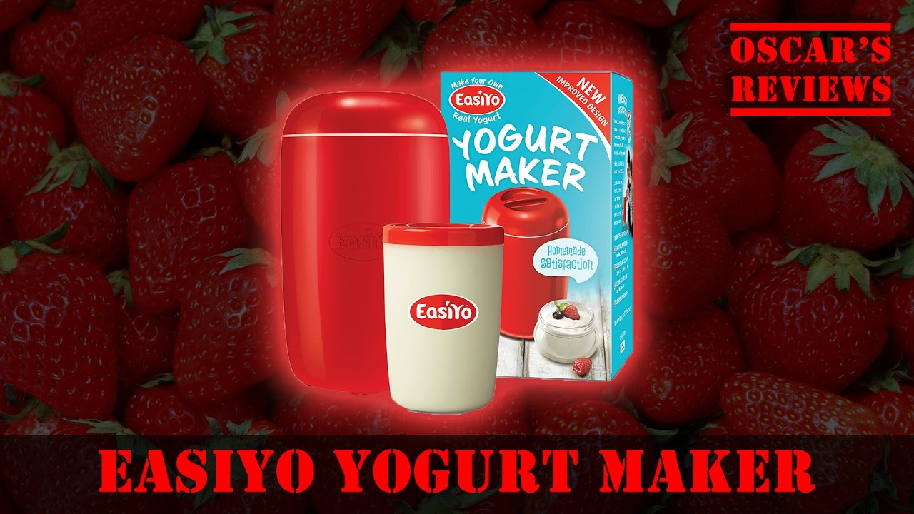 Just How Easy is the EasiYo Yogurt Maker? This Kid Finds Out!