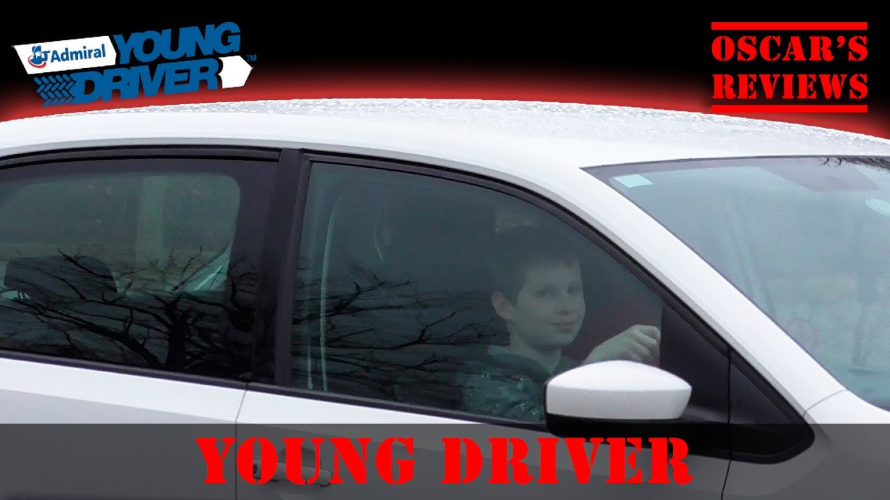 11 Year Old Driving a Car?! Welcome to Admiral's Young Driver Scheme