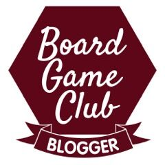 Asmodee UK Blogger Board Game Club