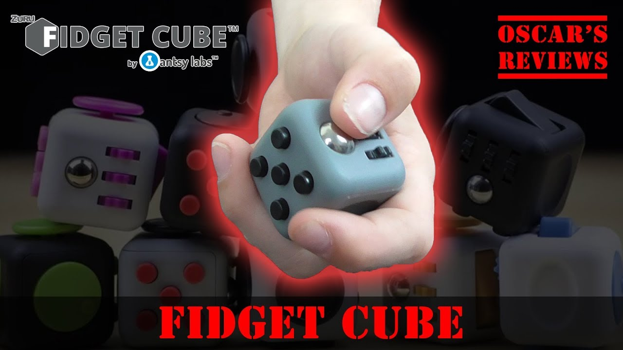 Autistic Boy Gives Honest Review of Zuru Fidget Cube #Autism #FreeTheFidget