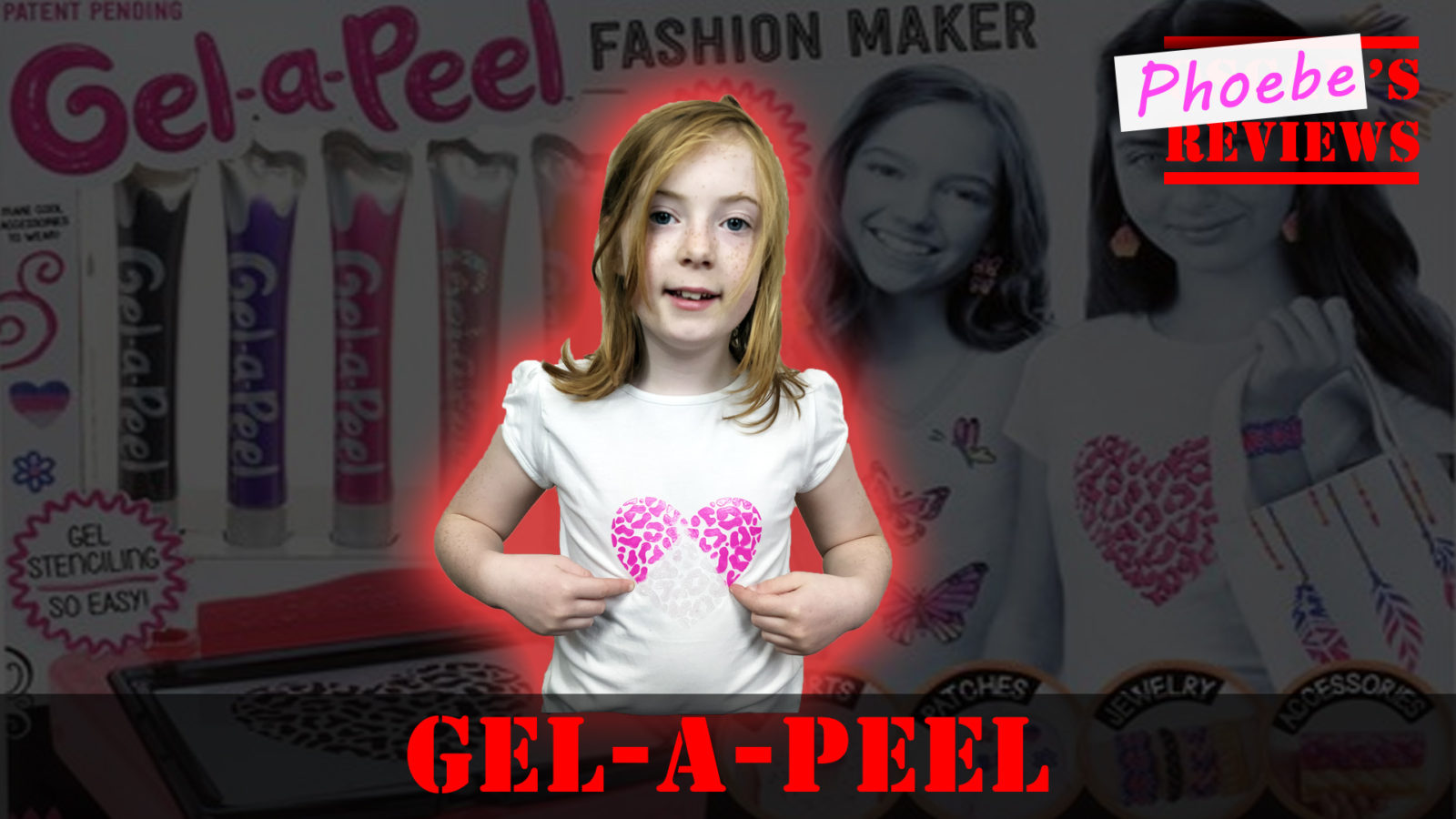 Design Your Own Clothes with the Gel-A-Peel Fashion Maker (Gift Ideas)