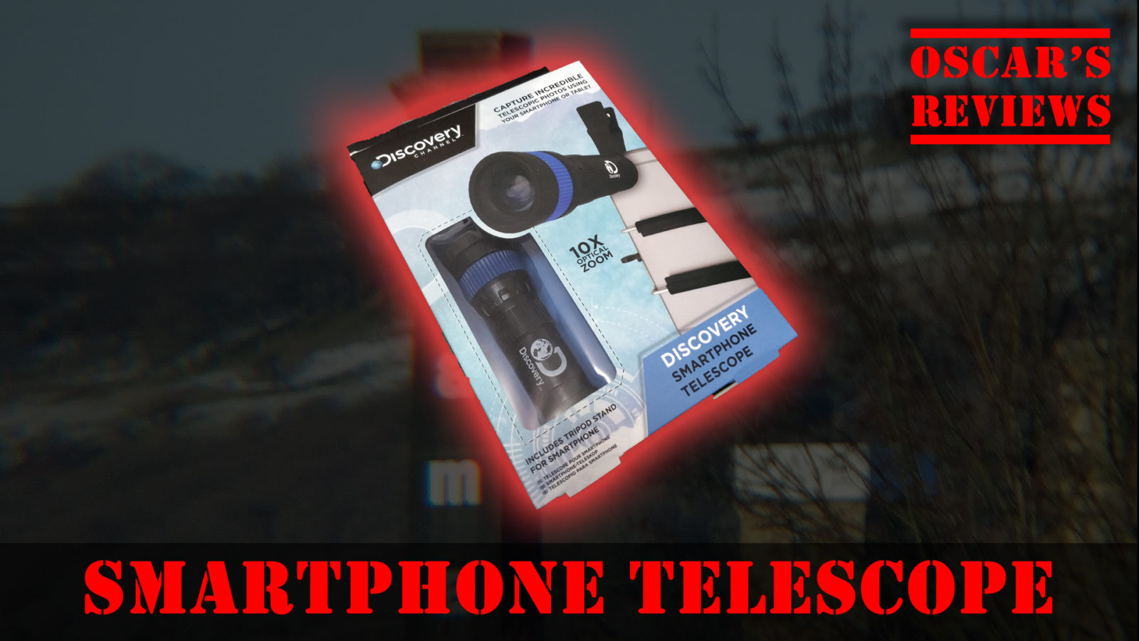 Discovery Smartphone Telescope: A Hands-On Review