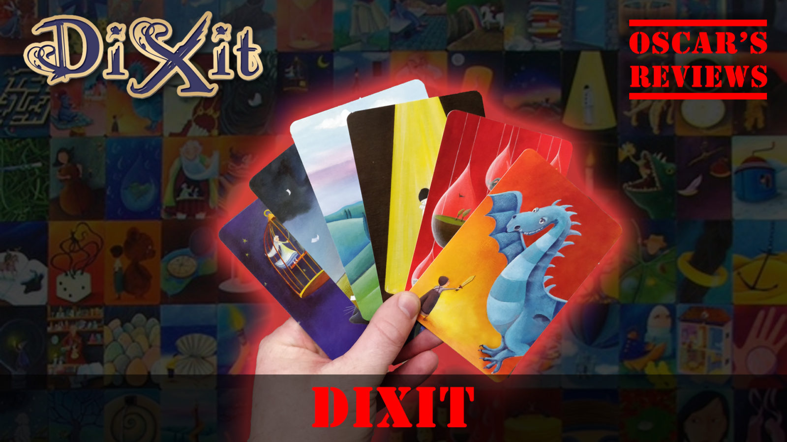 "Guess The Story with ""Dixit"" – Family Game Review"