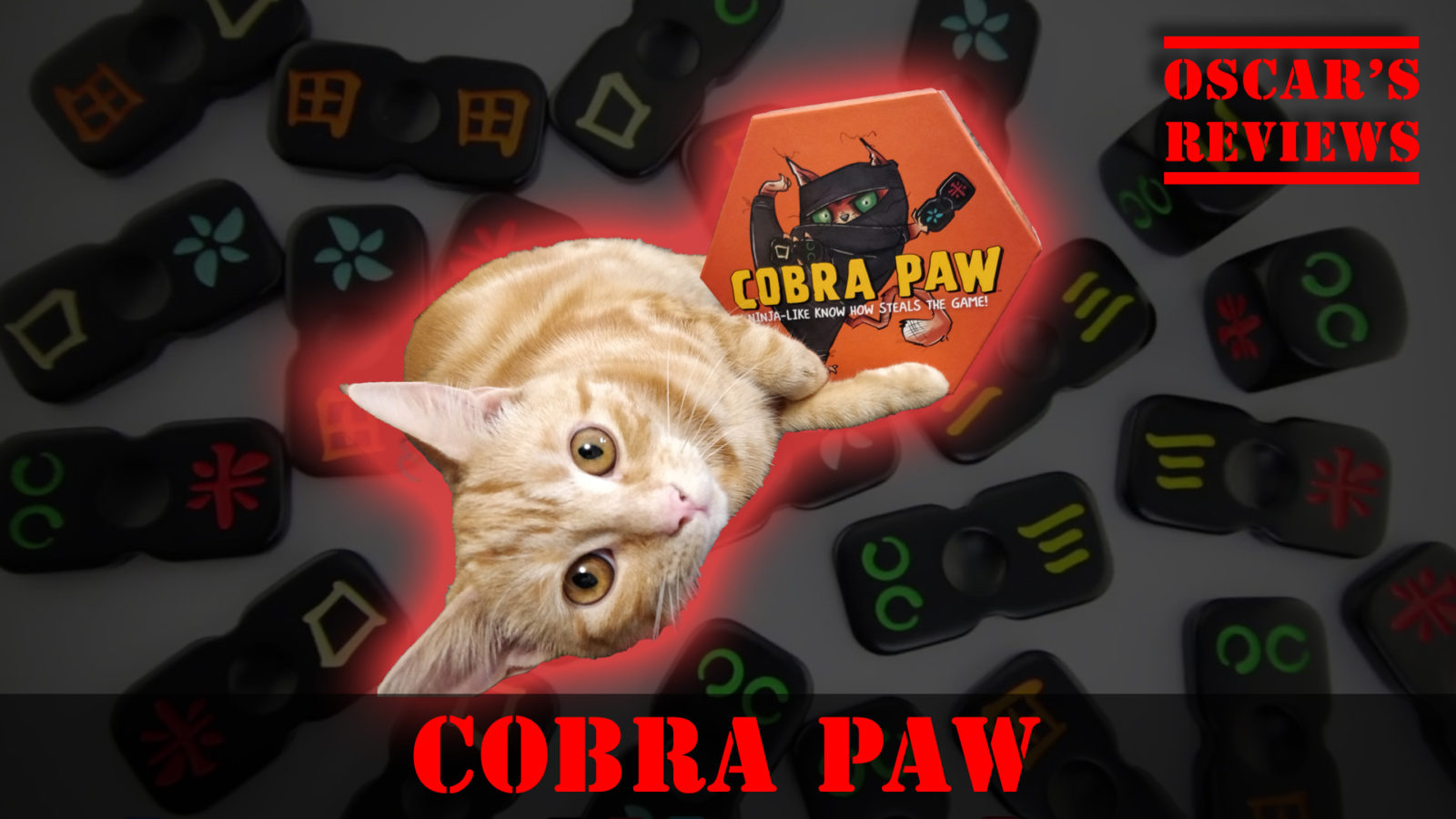 "Release Your Inner Kitty-Ninja With ""Cobra Paw"" – Family Game Review"